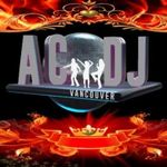 ACDJ Vancouver Entertainer & DJ profile image.