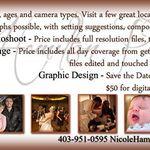 Nicole Hamilton Photography profile image.
