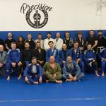 Precision Mixed Martial Arts profile image.