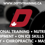 Depth Training and Physiotherapy  profile image.