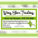 Anso van Rooyen Photography profile image.