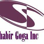 Shabir Goga Inc profile image.