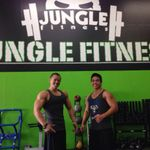 Jungle Fitness profile image.