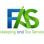 FAS Bookkeeping and Tax Services profile image.