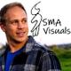 SMA Visuals logo