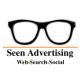 Seen Advertising logo