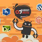 About Digital profile image.