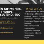 Aldeen Simmonds-Thorpe Consulting Inc profile image.