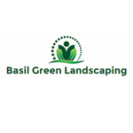 Basil Green Landscaping profile image.
