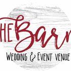 the BARN wedding  + event venue logo