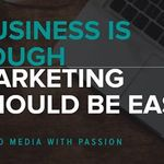 Media Passion Marketing & PR profile image.