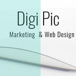 Digi Pic Creative Design profile image.
