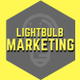 Lightbulb Marketing logo