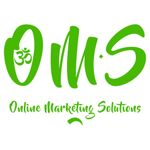 OMS-Online Marketing Solutions profile image.
