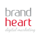 BrandHeart Digital Marketing logo
