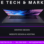 Empire Tech & Marketing profile image.