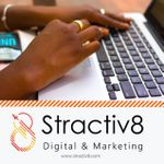 Stractiv8 Digital & Marketing profile image.