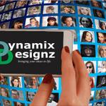 Dynamix Designz profile image.