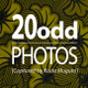 20odd Photos logo