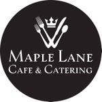 Maple Lane Cafe & Catering profile image.