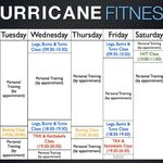 Hurricane Fitness profile image.