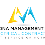 Crona Management Inc. - Electrical Contractor profile image.