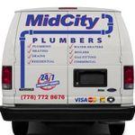 MidCity Plumbers profile image.