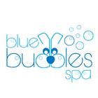 Blue Bubbles Spa logo