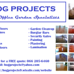 HOG Projects - Home Office Garden profile image.
