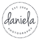 Daniela Photography logo