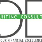 De Accounting Consultancy CC profile image.