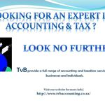 TVB Accounting & Tax Services profile image.