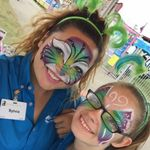 Michiana Facepainting profile image.