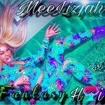 MeeLizjah's Fantasy Hair profile image.
