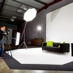 HDTWO Commercial Photography profile image.