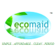 Ecomaids House Cleaning and Maid Services logo