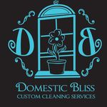 Domestic Bliss Custom Cleaning Services profile image.