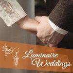 Luminaire Weddings profile image.