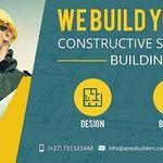 Apex Builders profile image.