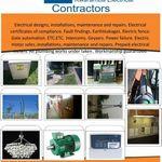 Kwaramba Electrical contractors profile image.