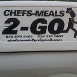 Chefs Meals 2 Go profile image.