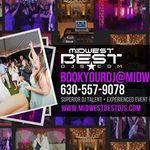 Midwest Best DJs profile image.