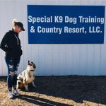 Special K9 Dog Training & Country Resort, LLC. profile image.