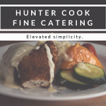 Hunter Cook Fine Catering profile image.