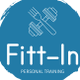 Fitt-In Personal Training with Bernie Neighbor logo
