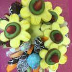 Blossoms Halifax Fresh Fruit Arrangements and Catering profile image.