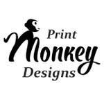 Print Monkey Designs  profile image.