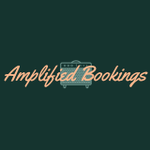 Amplified Bookings profile image.