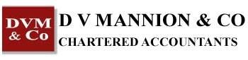 D V Mannion and Co, Chartered Accountants profile image.