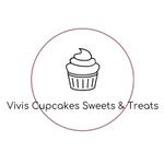 Vivi's cupcakes, sweets & treats profile image.
